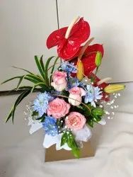 Real Flower Bouquet