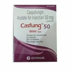 Casfung 50 Mg Injection