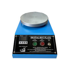 Digital Round Hot Plate