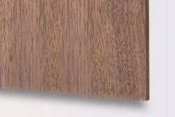 Poplar Brown Printed Wooden Plywood Board, For Furniture, Matte