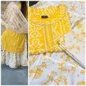 Bandhez Reyon Cotton Ladies Suit