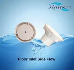 Pool Inlet Side Flow