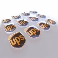 Plastic Stickers, Packaging Type: Packet