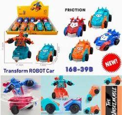 Robot Car Toy