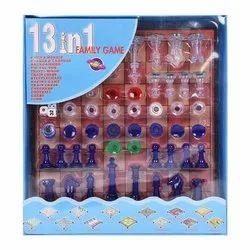 13 in 1 Family Fun Board Game