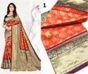 Soft Banarasi Silk Indian Wear Saree