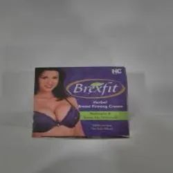 Herbal Brexfit Cream, Box, Packaging Size: 50gm