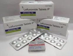 Leflunomide 10 Mg Tablet