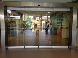 Glass Automatic Sliding Door (Manusa), For Commercial