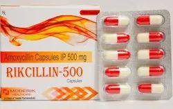 AMOXYCILLIN 500 CAP (Rikcillin 500 Capsule)