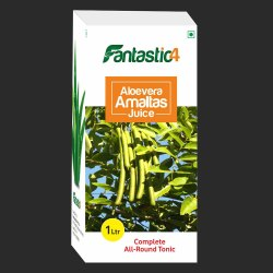 Aloe Vera Amaltas Juice