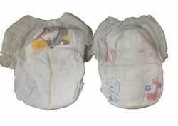 Cotton and Sap pulp Disposable Small Size Baby Diapers, Packaging Size: 46 Pieces
