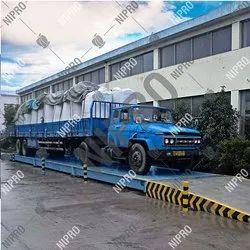 Manufacturing Industry Weighbridge
