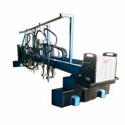 Gantry With Multi Torch CNC Plasma Cutting Machine
