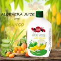 1000 ml Aloe Vera With Mango Juice