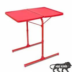 Table Dual Adjustable Strong Multipurpose Portable Laptop Table