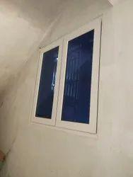 UPVC Residential Sliding Window, Size/Dimension: 4x4 Feet, Glass Thickness: 5 Mm