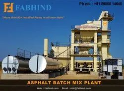Hot Mix Plant For Road Construction