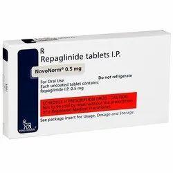 Novonorm 0.5mg tablets