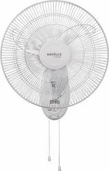 Airboll Hs 450 Mm Sweep White Wall Mount Fan