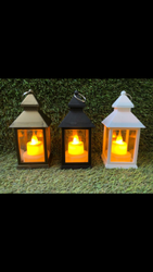 0.22 2700-3000 K decorative fancy temple candle light, For 0.33, 6 W - 10 W