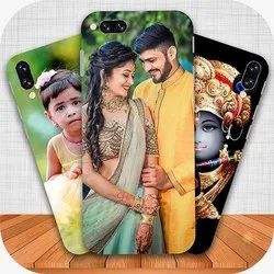Plastic White Photo Printed Mobile Cover, For Printing