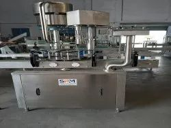 Automatic Rotary ROPP Cap Sealing Machine