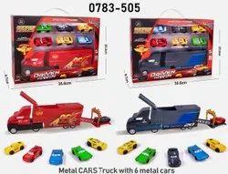 Metal Vehicle Toy