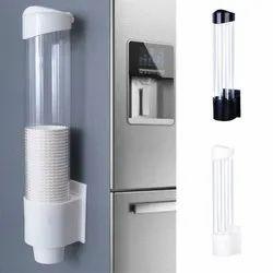 Glass Holder Dispenser