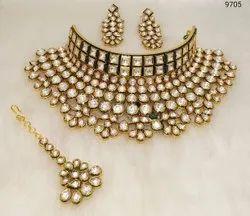 Necklace Kundan Set