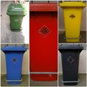 Duo Recycling Bin