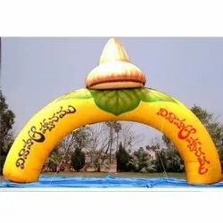 PVC Printed Inflatable Arch Gate, For Promotion, in Pan India