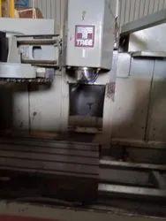 Used & Old Make -Tree Vmc 1050 Vertical Machine Center