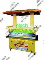 16 nozzle automatic panipuri machine