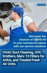 Blue Star - Duct Cleaning Service