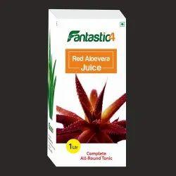 Red Aloe Vera Juice