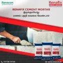Renafix - Cement Mortar