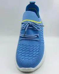 Men Blue Casual Shoes, Size: 6-10
