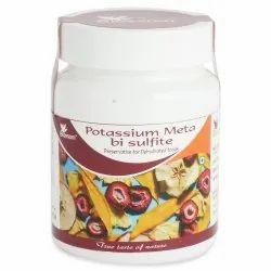 Potassium Meta Bi Sulfite, FOOD, Packaging Type: Jar