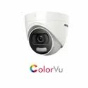 Hikvision DS-2CE72HFT-F 5MP Color Dome Camera