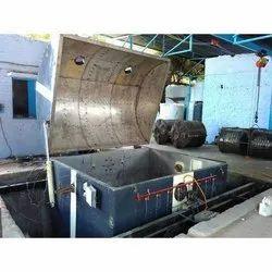 Capsule Type Water Tank Making Machine