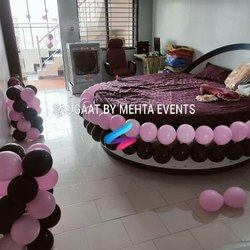 Bedroom Balloon Decoration Services, in Local