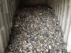 Solid Zinc Waste Scrap, 35 Kg
