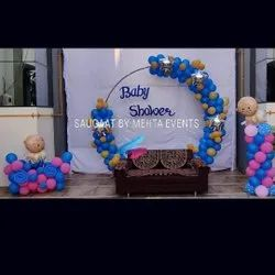 Baby Shower Decoration, Local