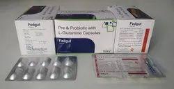 Prebiotic Probiotic L-Glutathione Capsules