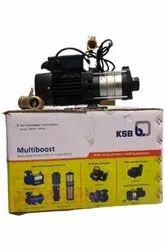 KSB Multistage Pressure Booster Motor Pump