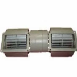 Conventional Double Inlet Double Blower
