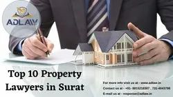 Top 10 Property Lawyers In Surat, Application Usage: Law Firm