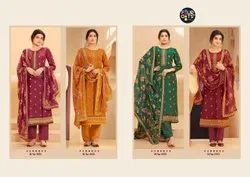 FOURDOTS SAKSHI SUITS