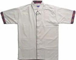 GOCHISKOOL Summer Kids School Shirt, Size: Small